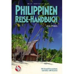 Bücher: Philippinen Reise-Handbuch  von Jens Peters