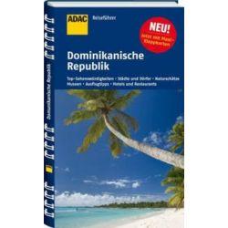 Bücher: ADAC Reiseführer Dominikanische Republik  von Marion Golder