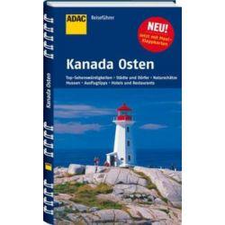 Bücher: ADAC Reiseführer Kanada Osten  von Andreas Srenk