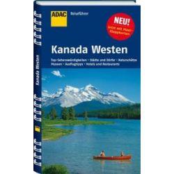 Bücher: ADAC Reiseführer Kanada Westen  von Heike Wagner