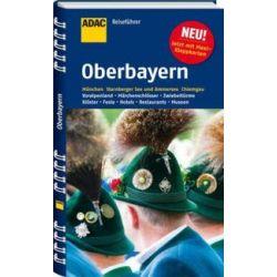 Bücher: ADAC Reiseführer Oberbayern  von Lillian Schacherl