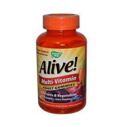 Nature S Way Alive Whole Food Energizer Liquid Multi Vitamin