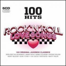 100 Hits - Rock'n'Roll Love Songs