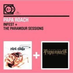 2 For 1: Infest / The Paramour Sessions - Papa Roach