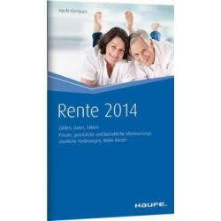Bücher: Renten Kompass 2014 - Zahlen, Daten, Fakten  von Robert Fischer