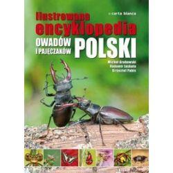 Ilustrowana encyklopedia owadów i pajęczaków Polski - Michał Grabowski, Radomir Jaskóła, Krzysztof Pabis