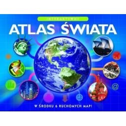 Interaktywny atlas świata - Jen Green