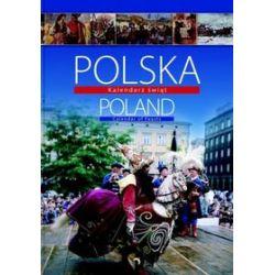 Polska. Poland. Kalendarz świąt - Barbara Ogrodowska