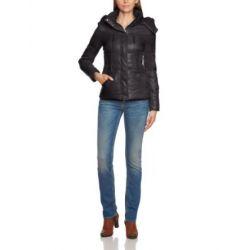 LTB Jeans Damen Jacke mit abnehmbarer Kapuze 4402 / Malin Coat