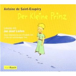 Der Kleine Prinz: Das Hörbuch [Audiobook] [Audio CD] [Audiobook] [Audio CD]
