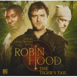 The Tiger's Tail (Robin Hood) [Audiobook] [Audio CD] [Audiobook] [Audio CD]