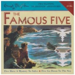 Five Have a Mystery to Solve (Famous Five) [Audiobook] [Englisch] [Audio CD] [Audiobook] [Englisch] [Audio CD]