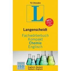 Bücher: Langenscheidt Fachwörterbuch Kompakt Chemie Englisch  von Technische Universität Dresden