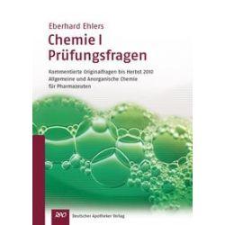 Bücher: Chemie I - Prüfungsfragen  von Eberhard Ehlers