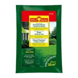 WOLF-Garten 3820010 LP 10 - Premium-Rasen Schatten und Sonne