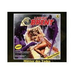 Hörbücher: Larry Brent-Hörbuch 05. Mütter des Todes  von Susanne Wilhelm