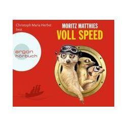 Hörbücher: Voll Speed  von Moritz Matthies