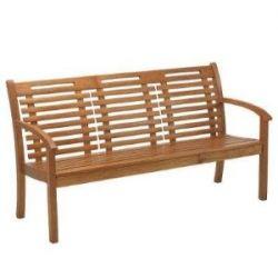 Bear County Gartenbank 3-Sitzer