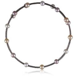 Sakura Pearl Damen-Collier Süßwasserperle AM 114
