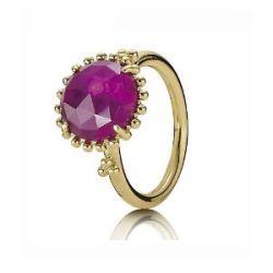 Pandora Damen-Ring 14k Gold Größe 50 150145PSA-50