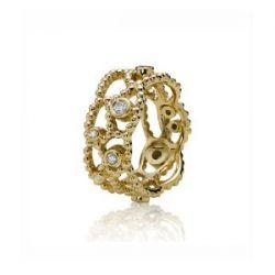 Pandora Damen-Ring 14k Gold Größe 60 150142D-60