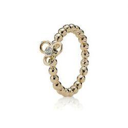 Pandora Damen-Ring 14k Gold Größe 50 150109D-50