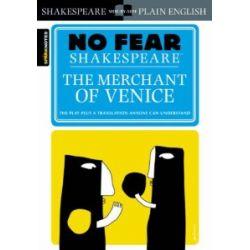 No Fear Shakespeare: Merchant of Venice (Sparknotes No Fear Shakespeare) [Englisch] [Taschenbuch] [Englisch] [Taschenbuch]