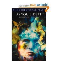 As You Like It (Arden Shakespeare Third) [Englisch] [Taschenbuch] [Englisch] [Taschenbuch]