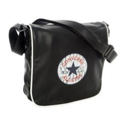 7a2e0984536ff7 Converse Tasche Vintage CT Patch PU Fortune Bag black