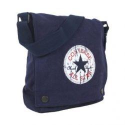 Converse Tasche Vintage Patch Fortune Bag dark blue - 25 cm x 25 cm x 6 cm
