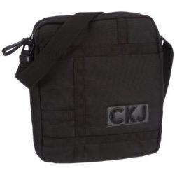 Calvin Klein Jeans Total Fabric CDV012 PBR00, Unisex - Erwachsene Umhängetaschen 27 x 32 x 8 cm (B x H x T)