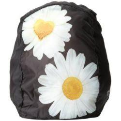 Desigual Kids Mädchen 41X3110 kleiner, leichter Falt-Rucksack CAMPA in negro