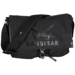 Sansibar Mistral B-310 MI 01 Unisex - Erwachsene Schultertaschen, 40x12x26 cm (B x H x T)
