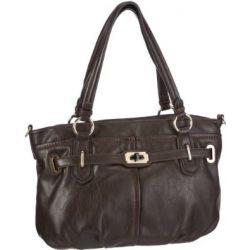 Gabor FORTUNA Handtasche, braun 6510 29, Damen Shopper 41x31x14 cm (B x H x T)