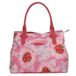 Oilily Apron Shopper - Pink