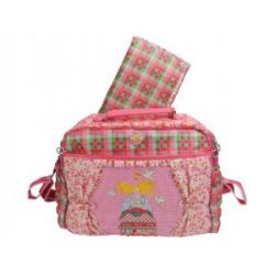 Oilily Princess Baby Bag - Pink