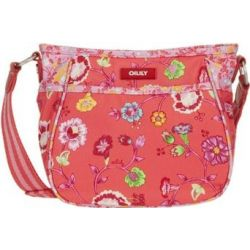 Oilily Classic Ivy XS Shoulderbag - Tangerine