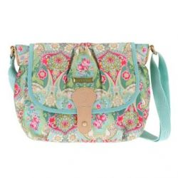 Oilily Summer Mosaic S Shoulderbag - Apple