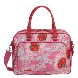 Oilily Apron Office Bag - Pink