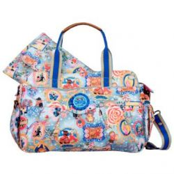 Oilily Oilily Celebration Baby Bag - Blue