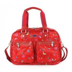 Oilily Flash L Carry All - Red
