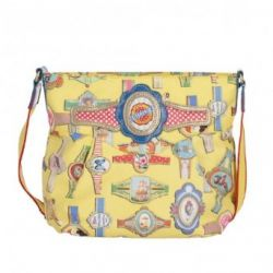 Oilily Fairy Tapes S Shoulderbag - Yellow