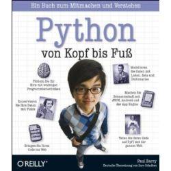 Python von Kopf bis Fuß [Broschiert] [Broschiert]