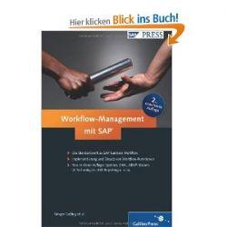 Workflow-Management mit SAP (SAP PRESS) [Gebundene Ausgabe] [Gebundene Ausgabe]