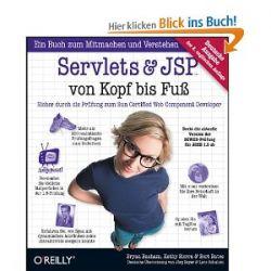 Servlets & JSP von Kopf bis Fuß [Broschiert] [Broschiert]