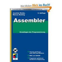 Assembler: Grundlagen der Programmierung (mitp Professional) [Broschiert] [Broschiert]