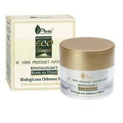 AVA Rewitalizujący krem na dzień stymulująco-ochronny Certyfikowany Kosmetyk Naturalny