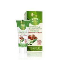 AVA Certyfikowane organiczne serum energetyzujące pomidor z ogórkiem 35+