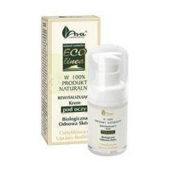 AVA Rewitalizujący krem pod oczy Certyfikowany Kosmetyk Naturalny