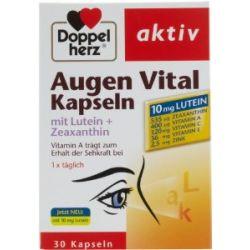 Doppelherz aktiv Augen Vital Kapseln 30 Kapseln, 5er Pack (5 x 20.1 g)